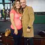 Eu e prof Gonçalo de Portugal