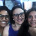Debora Paulino, Tuanya Limia e eu